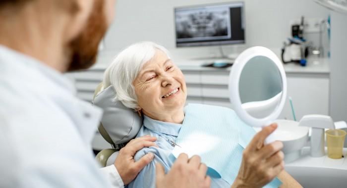 Odontogeriatria especialização: a importância da área