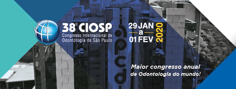 Cartaz do CIOSP 2020